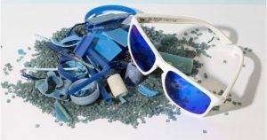 Sea2see recycelte Brillen